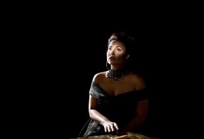 Sonya Yoncheva se presenta con la Orquesta Sinfonica de Mineria dirigida por Domingo Hindoyan, noviembre 2018.