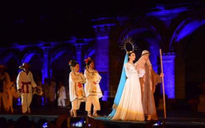 Ballet Folklorico de Mexico de Amalia Hernandez presenta Navidades en Mexico. Castillo Chapultepec diciembre 2018
