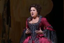 Anna Netrebko en Adriana Lecouvreur MET Opera. Auditorio Nacional enero 2109 Ken Howard / Met Opera