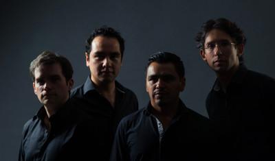 Cuarteto Sensemaya se presenta con la Orquesta Filarmonica de la UNAM. Sala Nezahualcoyotl, febrero 2019.