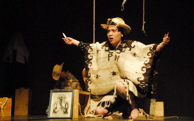 Itaca, bitacora de viaje, obra de Sau Enriquez, se presenta en el Teatro Orientacion, enero 2019