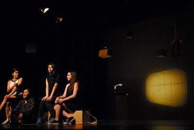 Itaca, bitacora de viaje, obra de Saul Enriquez, se presenta en el Teatro Orientacion, enero 2019