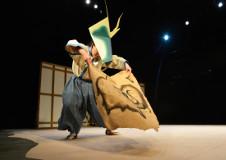Compania Raices Tejidas presenta Katsumi y el Dragon, obra dirigida por Andrea Salgado. Foro Sor Juana Ines de la Cruz del Centro Cultural Universitario, enero 2019. Foto Daniel Gonzalez