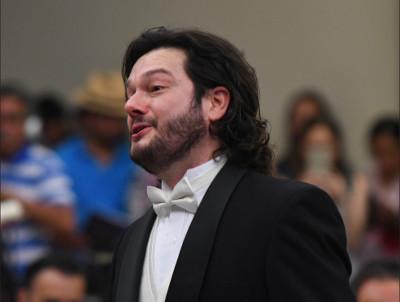 Arturo Chacon regresa al Palacio de Bellas Artes en La condenacion de Fausto de Hector Berlioz. foto Lena Kern
