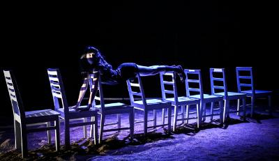 Jessica Sandoval presenta Ellas. Un Teatro Alternativa Escenica, febrero 2019