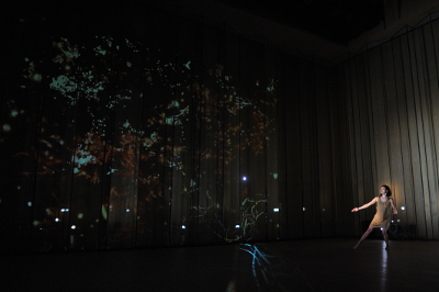 Kakuya Ohashi and Dancers presenta The Lustrous Teatro de la Danza, marzo 2019