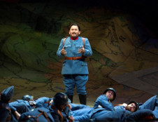 Javier Camarena estelariza La Hija del Regimiento, produccion del Metropolitan Opera via satelite desde Nueva York en el Auditorio Nacional, marzo 2019