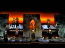 Auditorio Nacional presenta La valquiria, produccion del Metropolitan Opera, con direccion de escena de Robert Lepage y concertadora de Philippe Jordan. marzo 2019