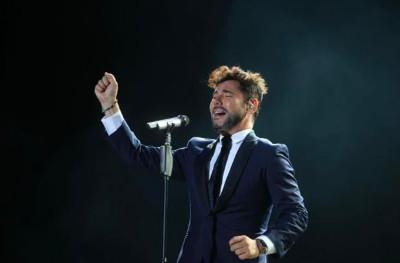 Miguel Poveda se presenta en el Festival del Centro Historico, marzo 2019