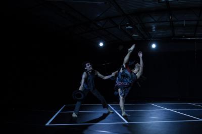 A Poc A Poc Dia Internacional de la Danza, abril 2019. Foto Brenda Jauregui
