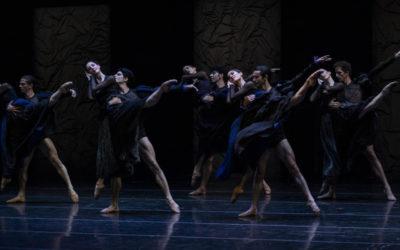 Compania Nacional de Danza, Gala Contemporanea en el Palacio de Bellas Artes, abril 2019