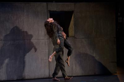 Francisco Cordova, Physical Momentum, Scenic Action, Dia Internacional de la Danza, abril 2019. Foto Gloria Minauro Isoptica