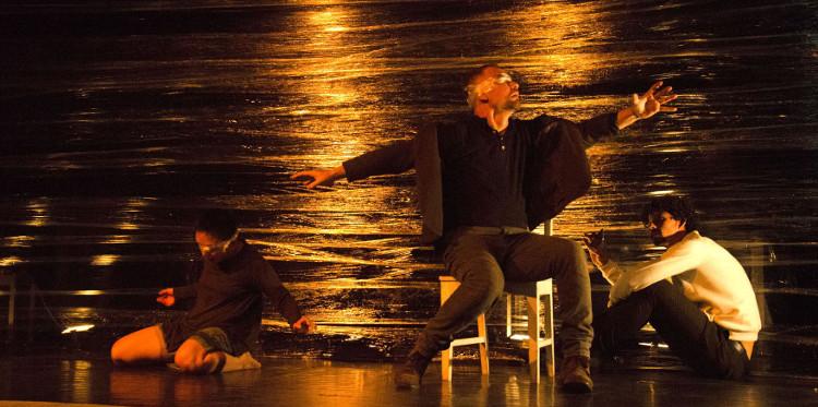 Fue Yo, creacion coregrafica de Gabriela Medina y Miguel Mancillas. Foto Isaac Mendieta