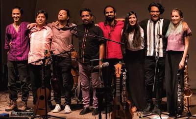 Los Molotes se presentan en el Festival Musical de la Fundacion Hermes Music, abril 2019