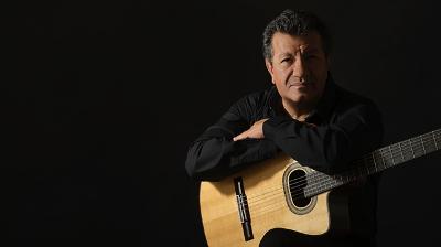 Marco Morel se presenta en el Festival Musical de la Fundacion Hermes Music, abril 2019