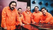 Marimba Nandayapa se presenta en el Festival Musical de la Fundacion Hermes Music, abril 2019