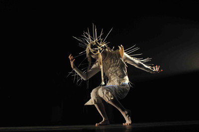 Minako Seki Dia Internacional de la Danza, abril 2019. Foto Sukiyaki