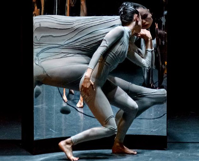 Taller Coreografico de la UNAM celebra el Dia Internacional de la Danza, abril 2019