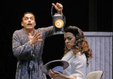 Compania Nacional de Teatro presenta El Perro del hortelano en el Teatro de las Artes del CENART, mayo 2019. Foto Sergio Carreon Ireta