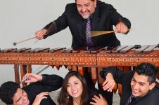 Mario Nandayapa Quartet se presenta en el Teatro de la Ciudad esperanza Iris, mayo 2019