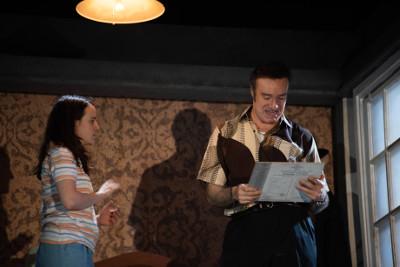 Pequena voz, dirigida por Alonso Iniguez, se presenta en el Teatro Milan, mayo 2019