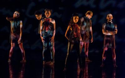 Aksenti presenta Nisi Dominus coreografia de Duane Cochran. Palacio de Bellas Artes junio 2019. Foto Ernesto Reynoso