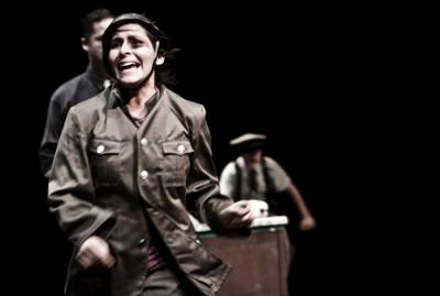 Guerra a clown play, produccion de la Piara, se presenta en el Teatro Milan, junio 2019. Foto Arbus Photography