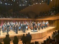 Massimo Quarta interpreta el Concierto para violín No. 2 Hernryk Wiaeniawski