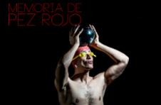 Memoria De Pez Rojo, obra de Jose Alberto Gallardo y direccion de escena de Jaime Camarena. Teatro Orientacion, junio 2019 Foto Hector Lara