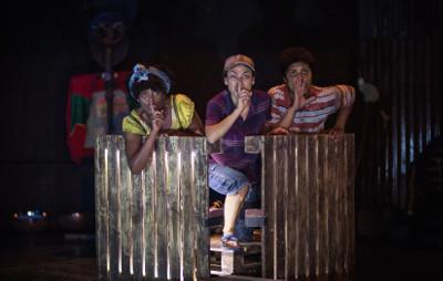 Ninos Chocolate de Jaime Chabaud con direccion de Alberto Lomnitz se presenta en el Teatro Sergio Magana junio 2019