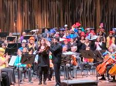 Vadim Gluzman, interpreto El nino juglar y su peculiar bestiario con la Orquesta Sinfonica Nacional. Palacio de Bellas Artes, junio 2019