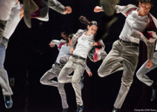 Antares presenta Las buenas maneras, obra de Miguel Mancillas, Teatro de la Ciudad, julio 2019. Foto Edith Reyes