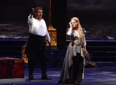 Compania Nacional de Opera presenta Otello. Palacio de Bellas Artes, julio 2019. Foto Fabian Cruz