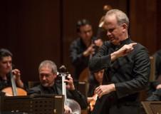 Carlos Miguel Prieto concierto inaugural Verano 2019 de la Orquesta Sinfonica de Mineria, Sala Nezahualcoyotl, julio 2019