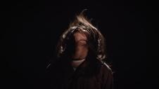 Quiatora Monorriel presenta La Danza de las cabezas, coreografia de Benito Gonzalez. Teatro Benito Juarez, julio 2019. Foto Vistagorda