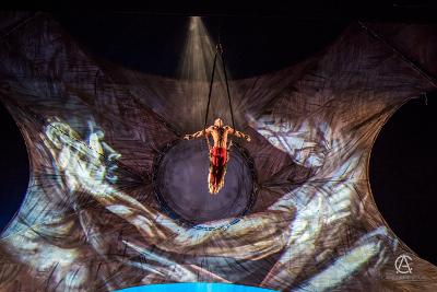 La estirpe de los titanes, dirigida por Juan Méndez, se presenta en el Teatro Julio Castillo, julio 2019. Foto Alejandro Amezcua