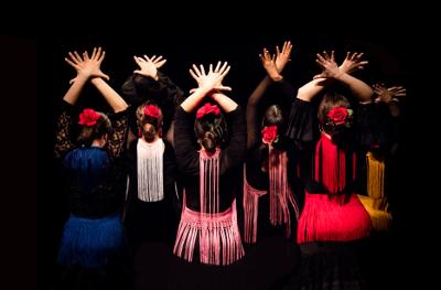 CANA Y CANDELA PURA se presenta en Danza en el Palacio agosto 2019. Foto Alma Curiel