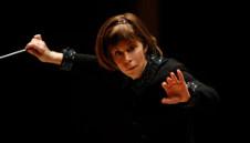 JoAnn Falletta dirige a la Orquesta Sinfonica de Mineria. Sala Nezahualcoyotl, agosto 2019