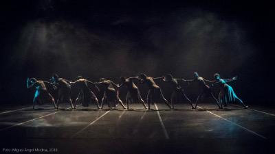 MOTORES Danza se presenta en el Festival Internacional de Danza de la Ciudad de Mexico 2019