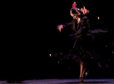Mercedes Amaya La Winy se presenta en Danza Palacio, agosto 2019