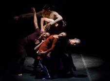 Nemian Danza Escenica presenta Reverberancia. Teatro Flores Canelo del Cenart, agosto 2019