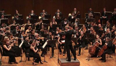 Orquesta Sinfonica de Mineria, dirigida por Carlos Miguel Prieto. Sala Nezahualcoyotl, agosto 2019