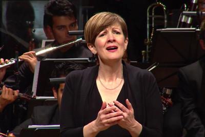Susan Platts, mezzosoprano, se presenta con la Orquesta Sinfonica de Mineria, agosto 2019