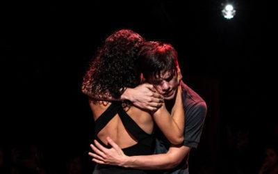 Absurdo bon Amour de Alejandra Ramirez. Compania Nacional de Danza. Foro Apoco No, septiembre 2019. Foto Nath Martin.