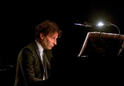 David Greilsammer  se presenta en el Festival Internacional de Piano En Blanco y Negro, Cenart, septiembre 2019.