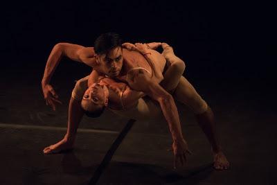 Kafkiana de Rosario Verea. Nemian Danza Escenica, dirigida por Isabel Beteta, presenta el espectaculo  Historia. Teatro de la Ciudad Esperanza Iris, septiembre 2019