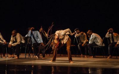 Sankofa Danza, dirigida por Rafael Palacios, presenta La Ciudad de los otros en el Teatro de la Ciudad Esperanza Iris, septiembre 2019