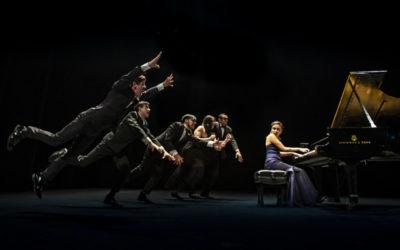 Triple Concierto se presenta en el Festival Impulso de la UNAM: Teatro Juan Ruiz de Alarcon, seaptiembre 2019