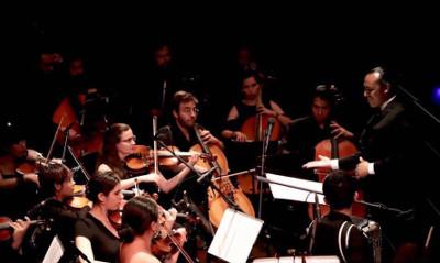 Arts Orquesta Mexico presenta Yellow Submarine. Teatro de la de la Ciudad Esperanza Iris, octubre 2019