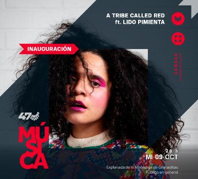 Atribe called Red se presenta en el Festival Internacional Cervantino 2019